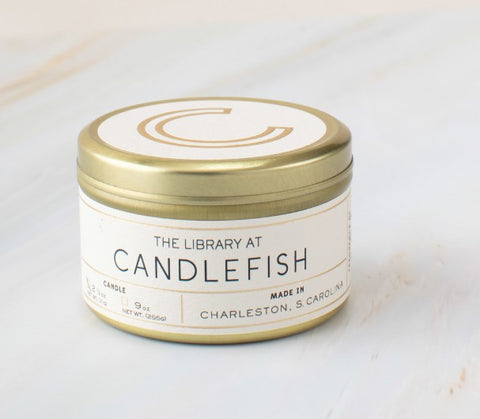 Candlefish No. 70 (2.5oz Tin)