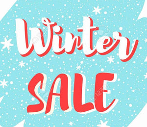 Winter SALE!
