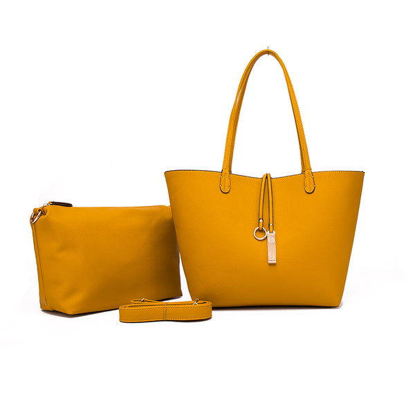 Stylish Tote with bonus bag
