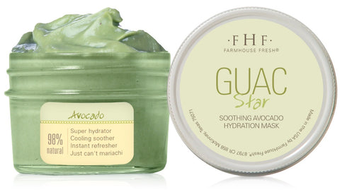 Guac Star Avocado Mask - 3.2 oz