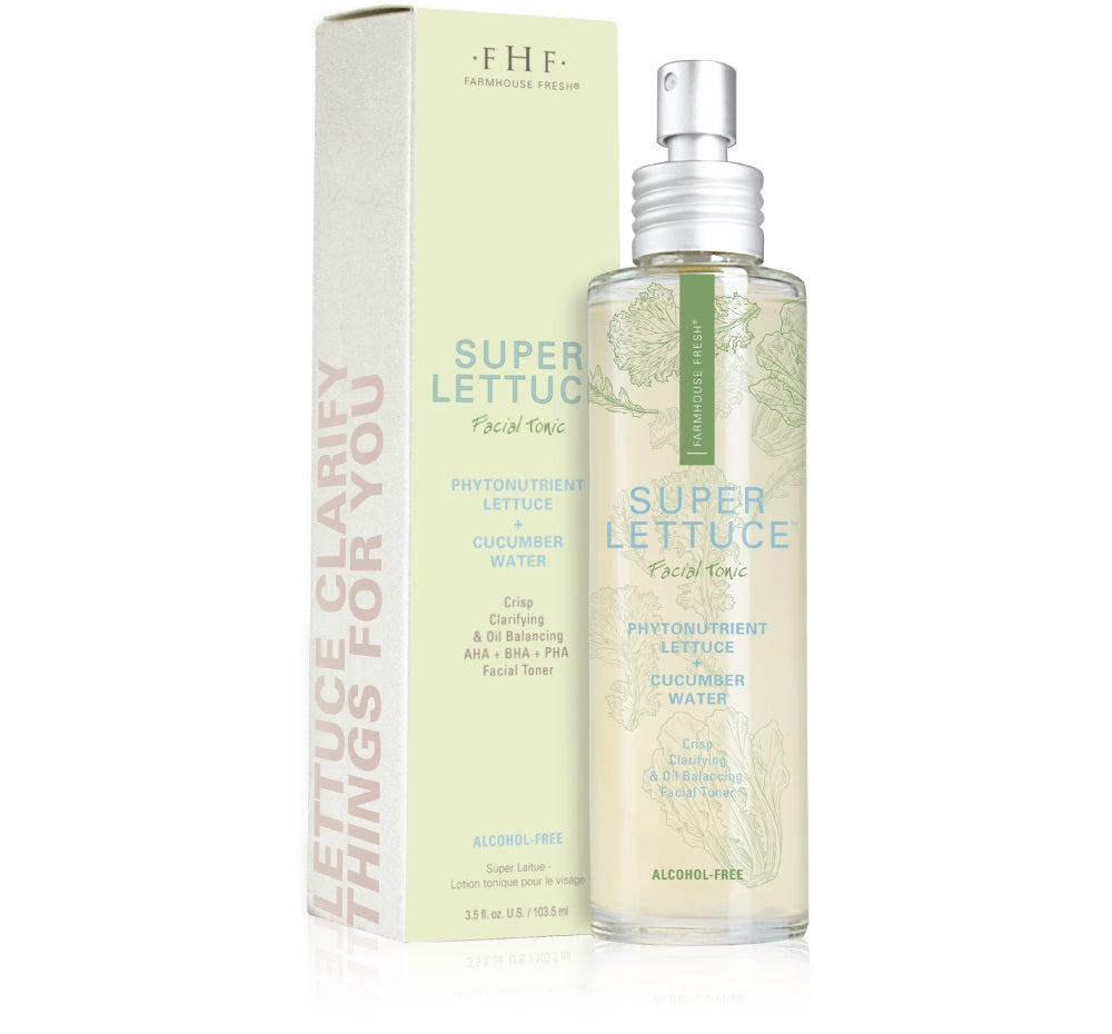 Super Lettuce Facial Tonic 3.5 oz