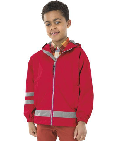 Children's New Englader Rain Jacket