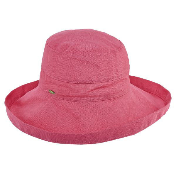 Scala Sun Hat- Large Brim SPF 50