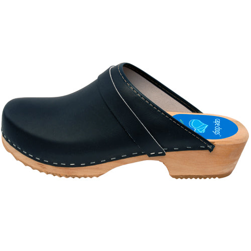 Marina Blue Clogs