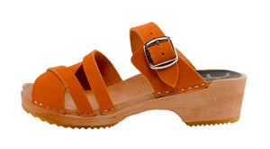 Pia Sandal Orange