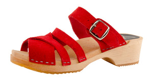 Pia Sandal Red