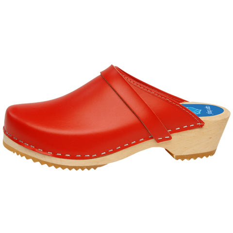 Holiday Red Clogs