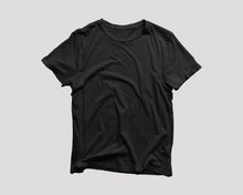 Load image into Gallery viewer, black t-shirt for Hearthside Philadelphia restaurant