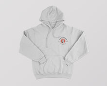 Load image into Gallery viewer, grey hoodie sweatshirt for Cockscomb San Francisco restaurant