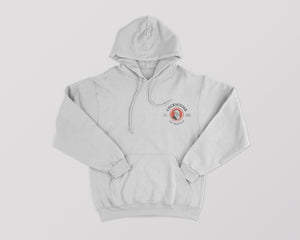 grey hoodie sweatshirt for Cockscomb San Francisco restaurant