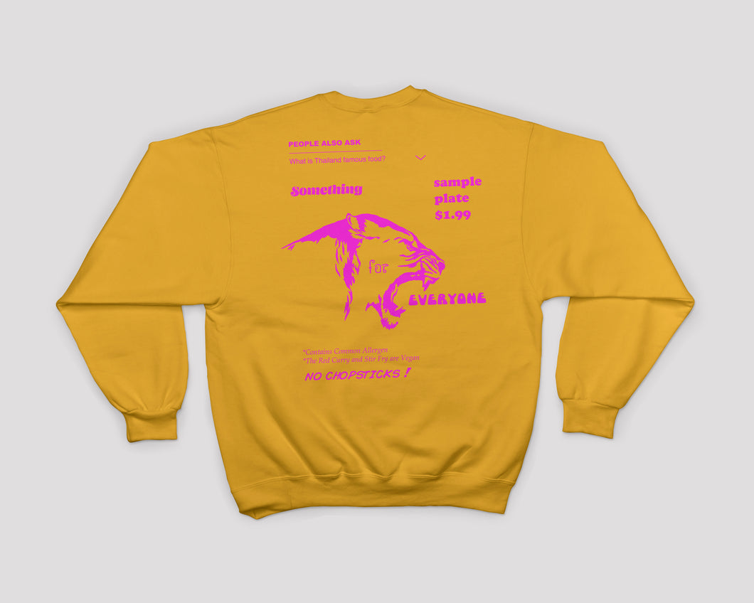 Something for Everyone - Crew Neck Sweater