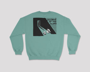 Silence of the Clams - Crewneck Sweater