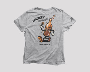 Whiskey Pays the Bills - Tee