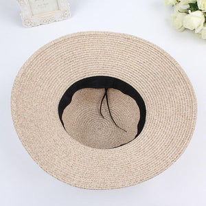 Sombrero de Playa Plegable