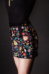 Organic Fleri Embroidered Skirt