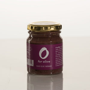 Black/Green olive tapenade