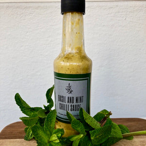 Basil & mint chilli sauce (125ml) R46.99