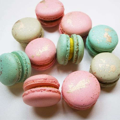 French Macarons 10-piece gift box