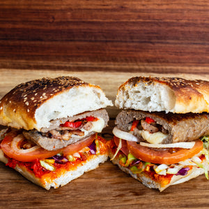 Balkan Burger Stuffed MEAL KIT