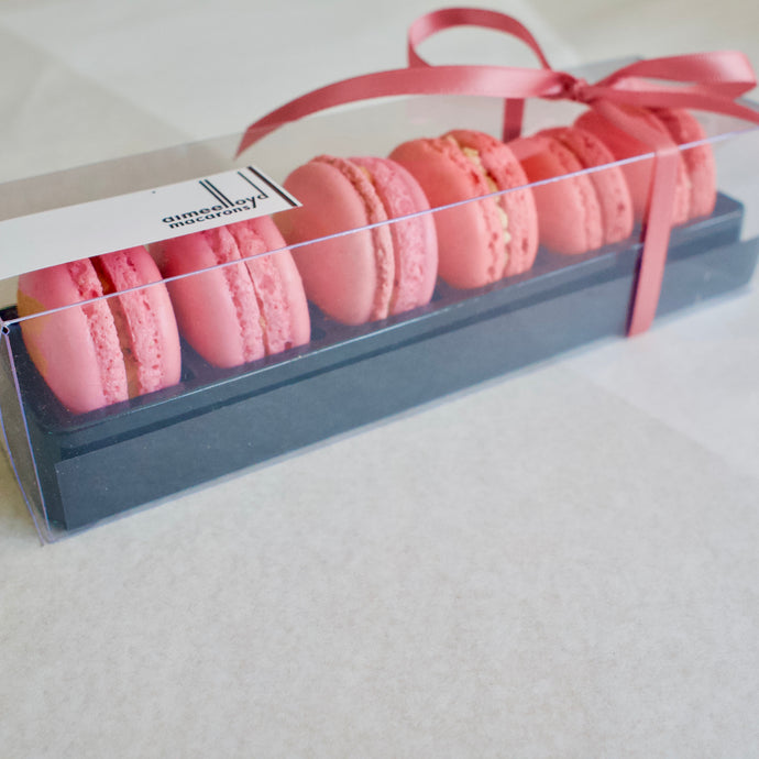 French Macarons 6-piece gift box