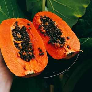 Papaya (2 whole fruit)