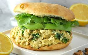 Curry Chicken Salad Rio Fast Delivery