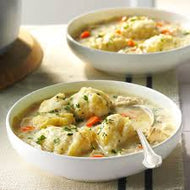(Available after 3 PM) Chicken & Dumplings