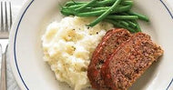 (Available after 3 PM)  Meatloaf and Buttermilk Mashed Potatoes