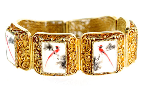 vintage jewelry chinese export