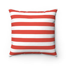 Load image into Gallery viewer, American Flag Custom Face Throw Pillow