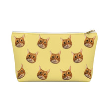 Load image into Gallery viewer, Custom Pet Pencil Case Accessory Pouch