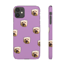 Load image into Gallery viewer, Custom Dog Multi-Face Slim Phone Case