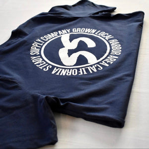 Original Steady Tee Navy Blue