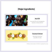 Load image into Gallery viewer, Amazonian Açaí Revitalizing Mask