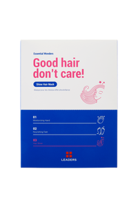 Good Hair Don't Care!  Shine Hair Mask
