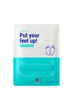Load image into Gallery viewer, Put Your Feet up!  Nourishing Foot Mask