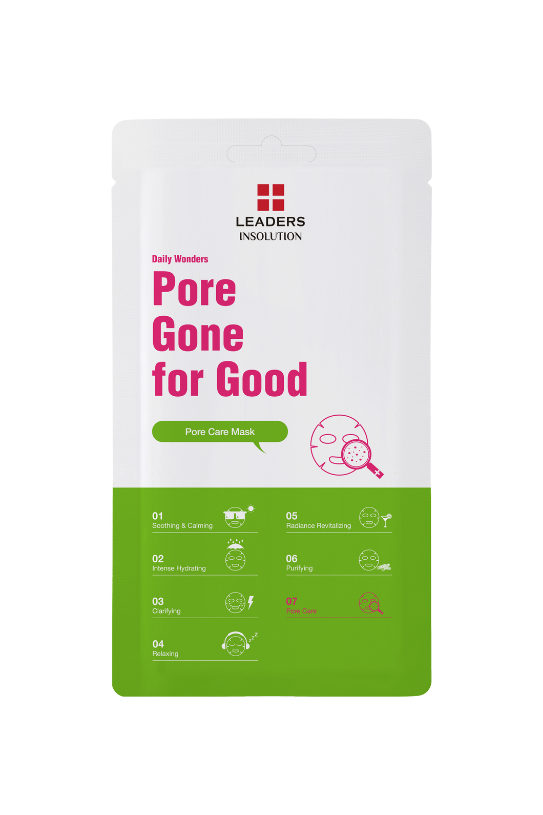 Pore Gone for Good Pore Care Mask