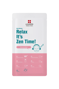 Relax it's Zen Time! Relaxing Mask