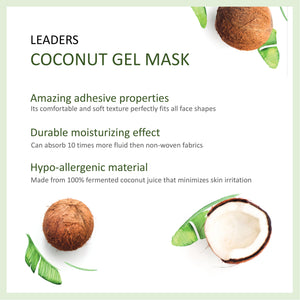 Caribbean Coconut Calming Mask
