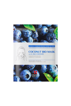 Load image into Gallery viewer, Coconut Bio Mask with Blueberry