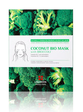 Load image into Gallery viewer, Coconut Bio Mask with Broccoli
