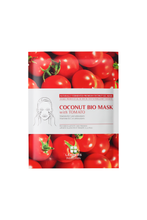 Load image into Gallery viewer, Coconut Bio Mask with Tomato
