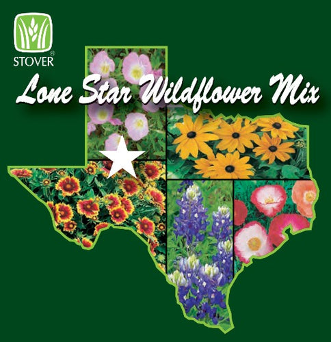 Photo of Lone Star Wildflower Mix package