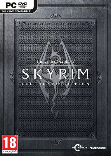 The Elder Scrolls V: Skyrim Legendary Edition - PC (Imported Version)