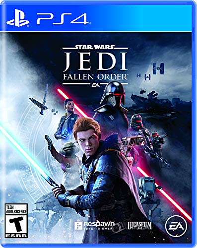 Star Wars Jedi Fallen Order PlayStation 4