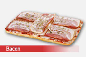 Tosta Bacon - 6 Ud.