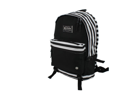 Bronx Striped Backpack