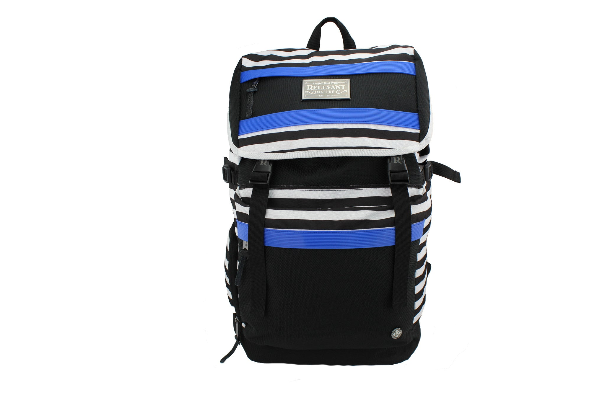 Tokyo Striped Rucksack - Relevant Nature