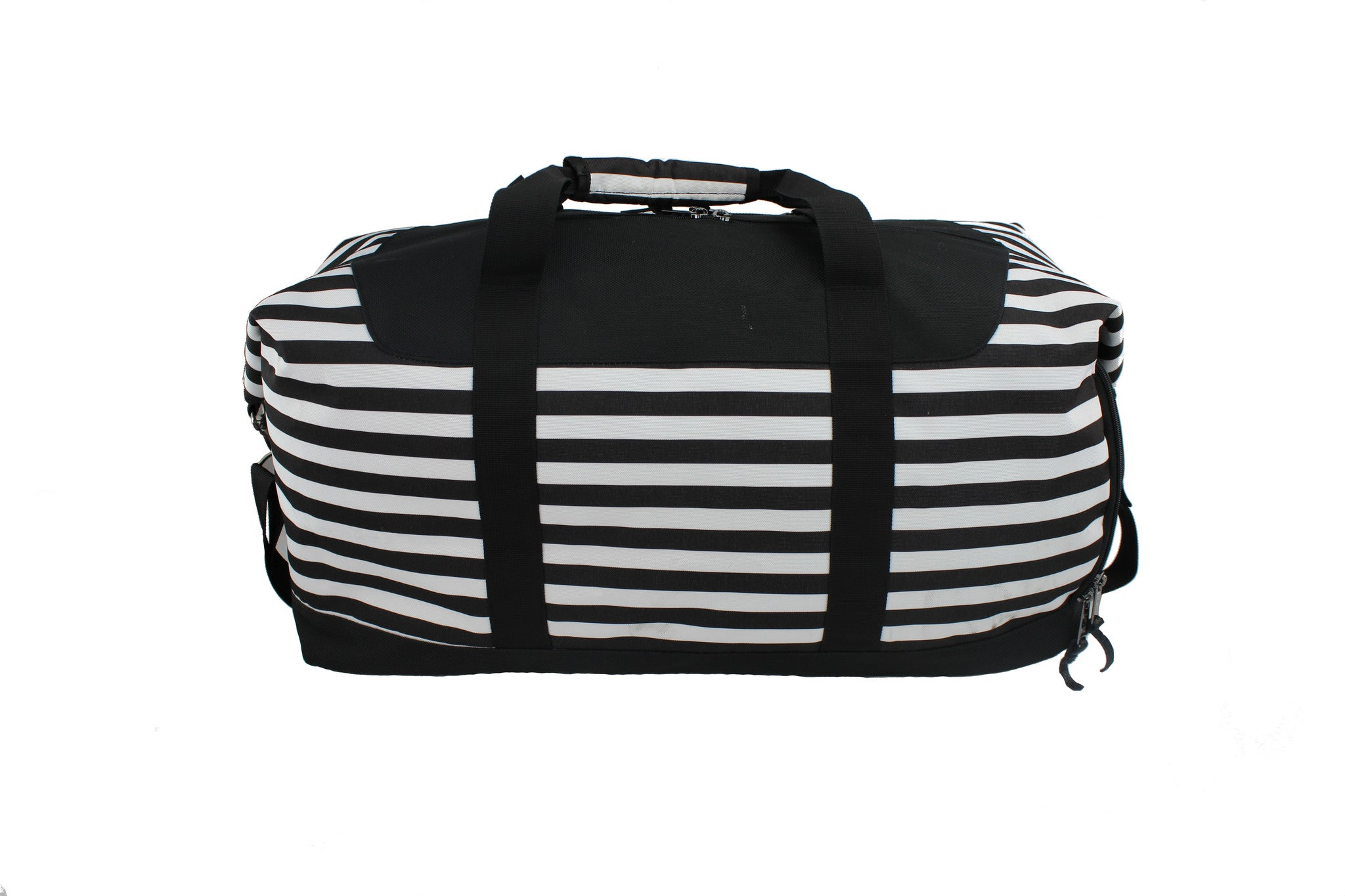 London Striped Duffel Bag - Relevant Nature
