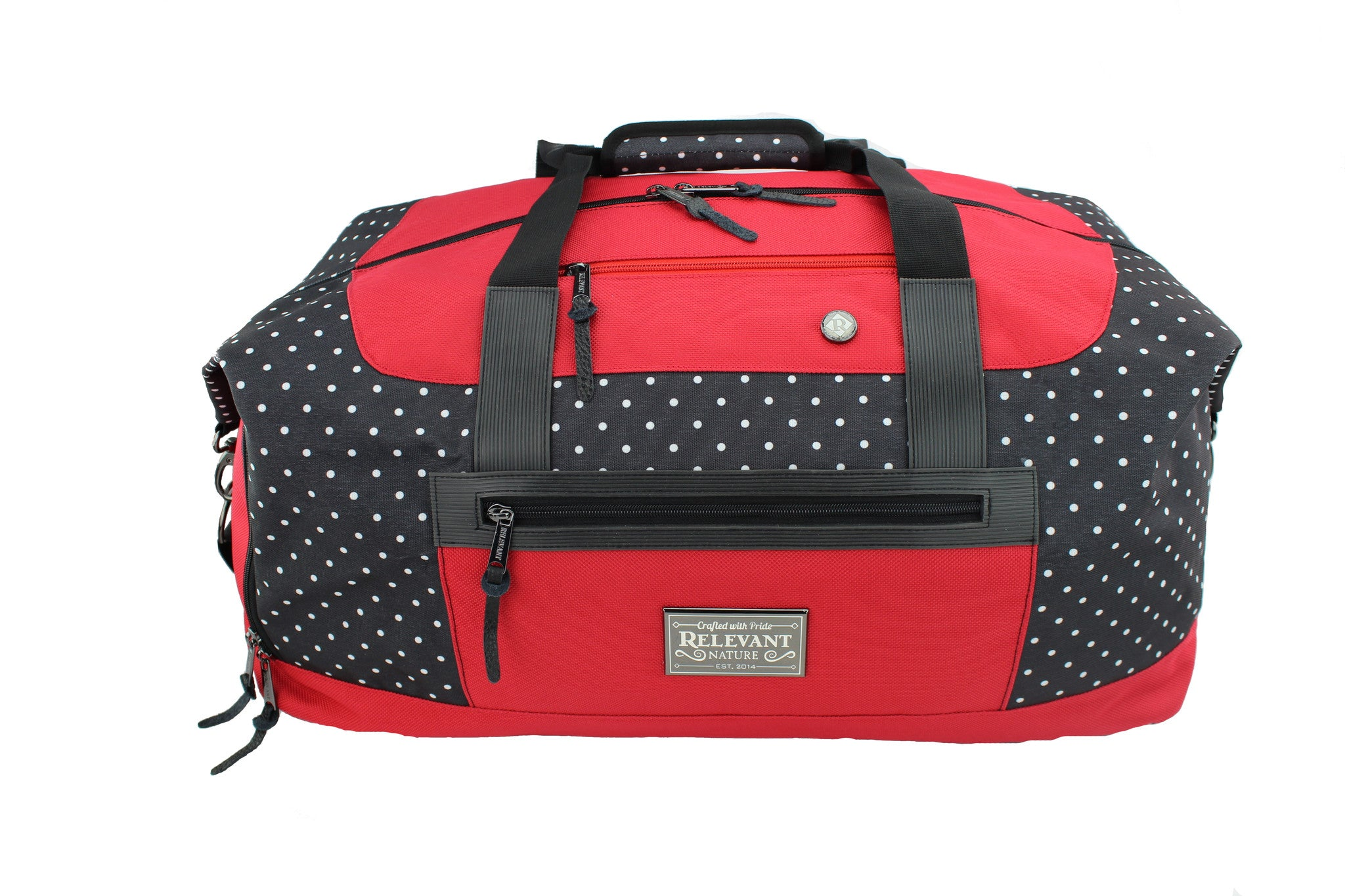 London Dot Duffel Bag - Relevant Nature